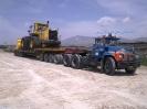 لودر 600 کوماتسو حمل و نقل ترافیکی