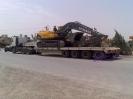 بیل مکانیک ولوو 240 VOLVO محموله ترافیکی حمل توسط کمرشکن 7 محور