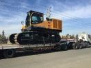 حمل بیل مکانیکی 800 هیوندای hyundai شهرک کامیون داران