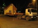 خانه پیش ساخته به ارتفاع 6 متر وعرض 5.5 متر