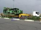 دستگاه کانال زن (ترنچر) محموله ترافیکی