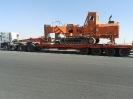 حمل دستگاه حفاری توسط خلیج فارس ترابر