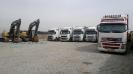 تریلی یخچالدار شرکت حمل ونقل خلیج فارس ترابر