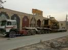 حمل ونقل سنگین ترافیکی شرکت خلیج فارس ترابر