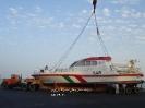 حمل قایق از بندر عباس به بندر انزلی توسط کمرشکن ویژه(فروشی)