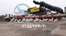 حمل دستگاه حفاری  DR009 توسط کمرشکن 7محور ویژه خلیج فارس ترابر