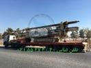 حمل دستگاه SOILMEC-  R-312 توسط کمرشکن 7 محور ویژه خلیج فارس ترابر_1