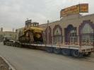 بلدوزر D11 به وزن 100 تن حمل از تهران به بیرجند