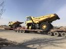 حمل Dump truck 465 komatsu