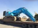 komatsu 800 hydraulic excavator بیل مکانیکی کوماتسو 800