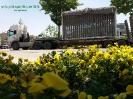 حمل لوازم نیروگاهی از مبدا تهران به مقصد اهواز توسط کمرشکن 5 محور ویژه ارتفاع کوتاه شرکت حمل و نقل خلیج فارس ترابر