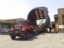 حمل قعات نیروگاهی ( ترافیکی مجوزی ) از اراک به نیروگاه گناوه