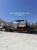 حمل مخزن توسط کمرشکن ۵ محور شركت حمل و نقل خليج فارس ترابر