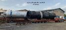 حمل لوازم نیروگاهی از مبدا تهران به مقصد بندر امام (ره) توسط کمرشکن 7 محور شرکت حمل ونقل خلیج فارس ترابر